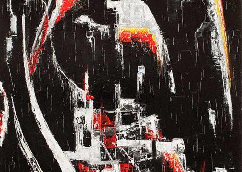 GREY-NIGHT-oil-on-canvas-50cm.-x-100cm